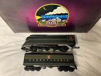✅MTH PREMIER PENNSYLVANIA K-4 STREAMLINED 4-6-2 STEAM ENGINE PROTOSOUND 2.0! PS2
