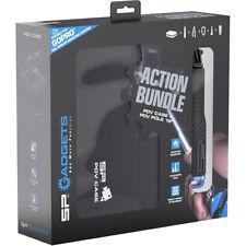 SP Gadgets SP Action Bundle Grip+Case+Strap+Pole for GoPro HD Hero 1 2 3 3+ 4