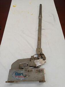 "Clarke 6"" shears / guillotine"