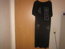 Damenkleid lang Gr.38 in schwarz, DW SHOP