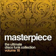 Masterpiece: The Ult - Masterpiece: The Ultimate Disco Funk Colle 16 / Various [