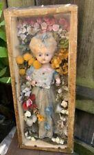 Girl Doll Cloth Antique Dolls