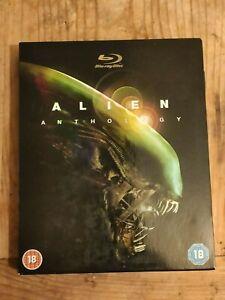 Alien Anthology - 6 Disc Blu ray Box set