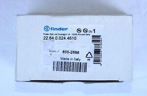 Finder - Modular contactor - 22.64.0.024.4610