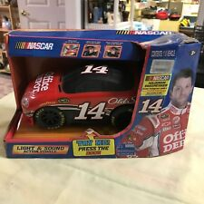 NASCAR #14 Tony Stewart Jada Toys Sound/Light Action Vehicle