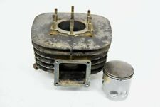 YAMAHA 1977 1978 DT250 ENGINE CYLINDER JUG BARREL & PISTON