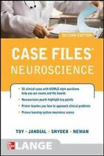 Case Files Neuroscience 2/E (LANGE Case Files), Jandial, Rahul, Snyder, Evan, Ne