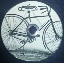 Vintage Cycling Bicycle Bike Cycle 24 Old Antique Books Catalogues on CD