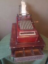 The McCaskey System Cash Register (1920's) Made in Alliance, Ohio