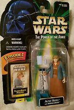 Star Wars AUNT BERU with Service Droid  Action Figure