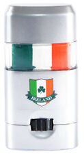 Ireland Tri Colour Face Paint, Comes in Silver Container