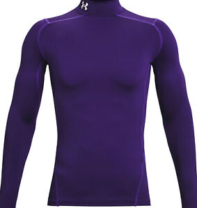 Under Armour Men's ColdGear Compression Mock - 1366072 - FREE SHIPPING