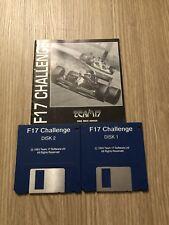 F17 CHALLENGE COMMODORE AMIGA RARE FRANÇAIS VF FR