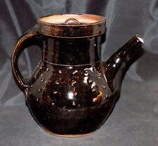 Willem Gebben Studio Pottery Tea Coffee Pot David Eeles Warren MacKenzie