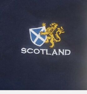 SCOTLAND SCOTTISH SCOTS  SALTIRE LION RAMPANT  T-SHIRT