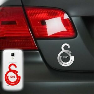GALATASARAY Cim Bom Ultraslan Autoaufkleber Sticker ( Bild Wandtattoo Trikot )