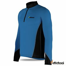 Cycling Jersey Mens Long Sleeve Bike Top Outdoor Wear Sports New Biking Shirt
