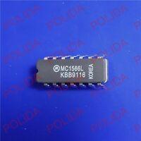 1 x MC1723CL Voltage Regulator Motorola CDIP-14 1pcs