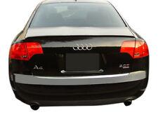 Kofferraumspoiler Heckspoiler Spoiler Lippe SELBSTKLEBEND für Audi A4 8E B7 Limo