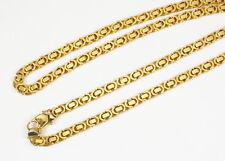 Inusual Collar en 585 oro 50 cm Peso: 31,9 gramos