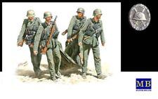 Master Box 1/35 víctimas evacuación Infantería Alemana # 3541