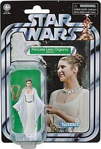 "STAR WARS THE VINTAGE COLLECTION 3.75"" PRINCESS LEIA ORGANA (YAVIN) FIGURE"