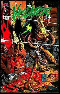 Violator #3 Image Comics July 1994 NM Spawn clown
