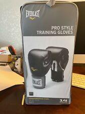 Everlast Pro Style Training Gloves For Mitt Work Sparring 14oz Heavy Bag Boxing
