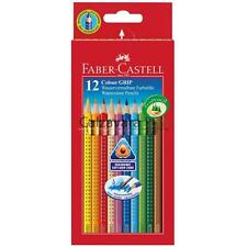 Pastelli Faber Colour Grip da 12 colori - 112412