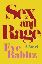 SEX AND RAGE - BABITZ, EVE - NEW PAPERBACK BOOK