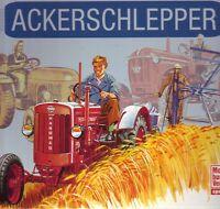 Deutsche Ackerschlepper (Motorbuchverlag spezial) Gebhardt, Wolfgang