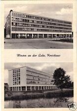 AK, Winsen an der Luhe, Kreishaus, zwei Abb., um 1964