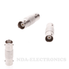 Lot 20 Pack BNC RG59 CCTV Coax Coaxial Female to Female Coupler Adapters