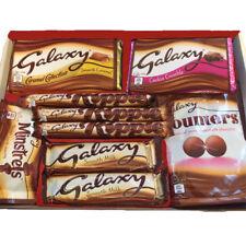 Caja grande de Galaxy Chocolate Cesta de Regalo Padres Día Cumpleaños Niños