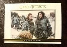 GAME OF THRONES Season 3 DL7 Relationships (GOLD) Insert (124/300) **FREE SHIP**
