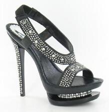Scarpe da donna elasticizzato con tacco altissimo (oltre 11 cm) di sera