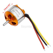 A2212/2200KV Brushless Outrunner Motor for RC Airplane Aircraft Quadcopter US