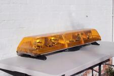 """Whelen 54"""" Centurion 24V amber lightbar roof flashing warning beacons for truck"""