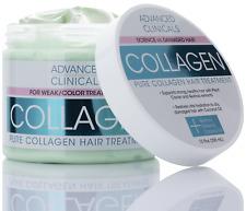 Advanced Clinicals Pure Collagen Hair Treatment Mask 12 Fl Oz (355mL)