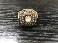 Lisa Robertson Large MASSIVE  PAROT  Ring 925 Sterling Size 8.5  NEW