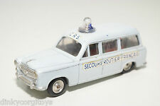 CIJ C.I.J. PEUGEOT 403 COMMERCIALE AMBULANCE CRS EXCELLENT CONDITION RARE