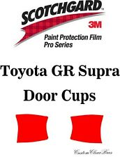 3M Scotchgard Paint Protection Film Pro Series Kit 2020 2021 Toyota GR Supra