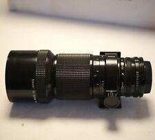 Bellissimo Canon FD S.S.C. 300mm f 4.0 messa a fuoco manuale, ottica fissa