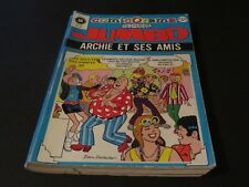 Archie Comics HÉRitage Editions Comicorama No #301 French 1980s 9 Comic In 1