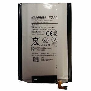 MOTOROLA EZ30 Replacement Li-ion Battery for Google Nexus 6 XT1100 XT1103