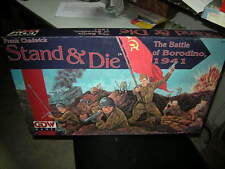 GDW Games Stand & Die The Battle of Borodino 1941 OVP