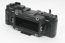 Fuji GX617 Professional Medium Format Film Camera                           #007