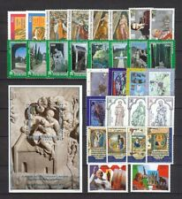 1995 - VATICAN - COMPLETE YEAR SET - MNH**