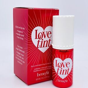 Benefit Love Tint Full Size 6.0ml New
