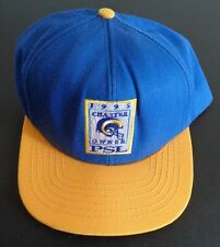 St. Louis LA Rams Football 1995 Hat Cap PSL Charter Owner NFL Free Shipping